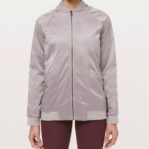 Lululemon Trace Back Bomber Jacket 4